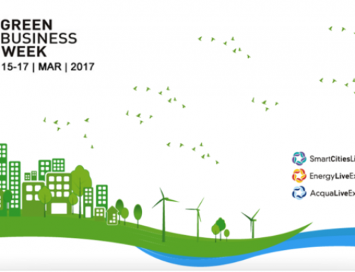 SCIL presents at Green Business Week