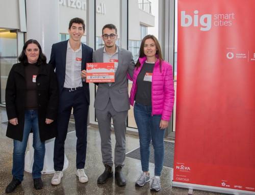 RewardYourWaste one of the winners in Big Smart Cities University Challenge