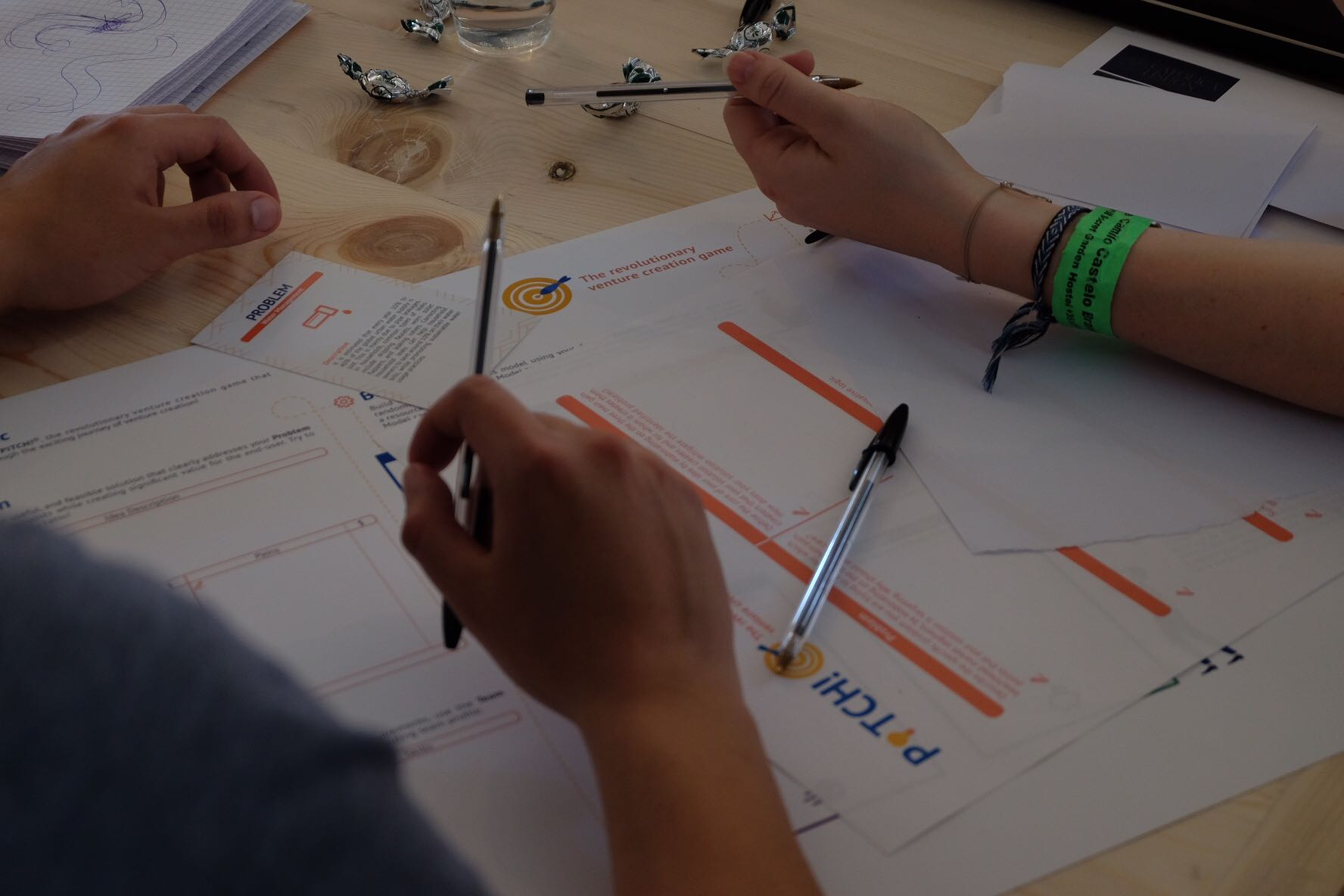 Innovation & Entrepreneurship Workshop