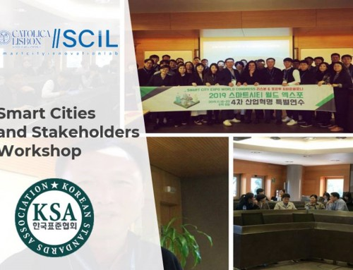 Smart Cities and Stakeholders' Workshop