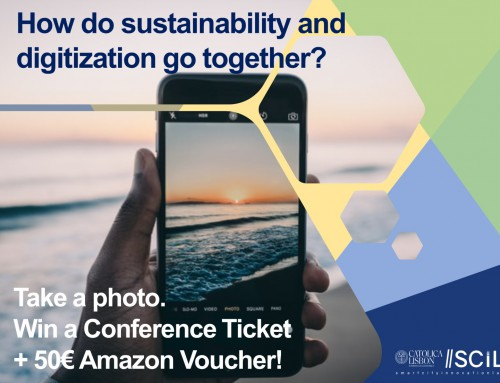 Student Challenge: What does Sustainability in the Digital Age Mean to You?